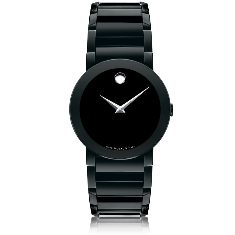 Movado Men's Sapphire Watch 606307