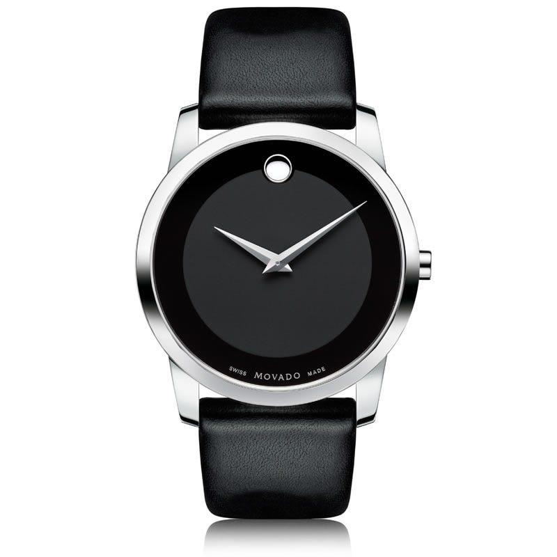 Movado Museum Classic® Men's Watch 40 mm 606502