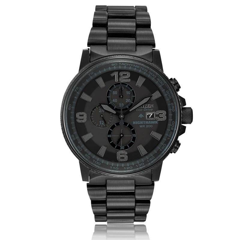 CITIZEN Eco-Drive Nighthawk Watch