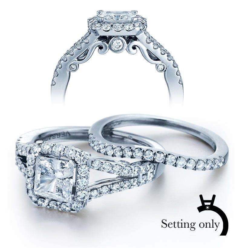 Verragio Insignia Diamond Engagement Ring Setting 7010P