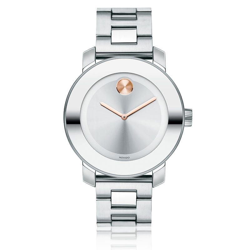 Mid-Size Movado BOLD Watch Rose 3600084