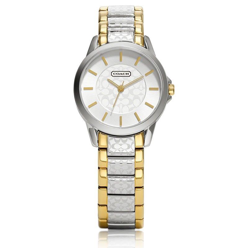 Coach Classic Signature Bracelet Watch