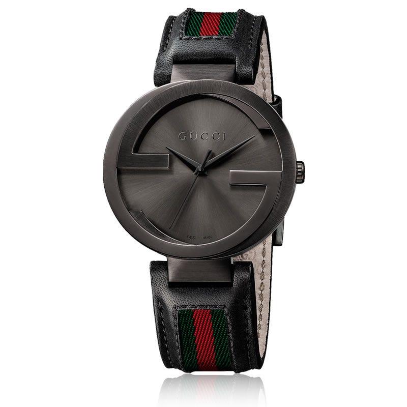 Gucci Gents Interlocking XL Watch