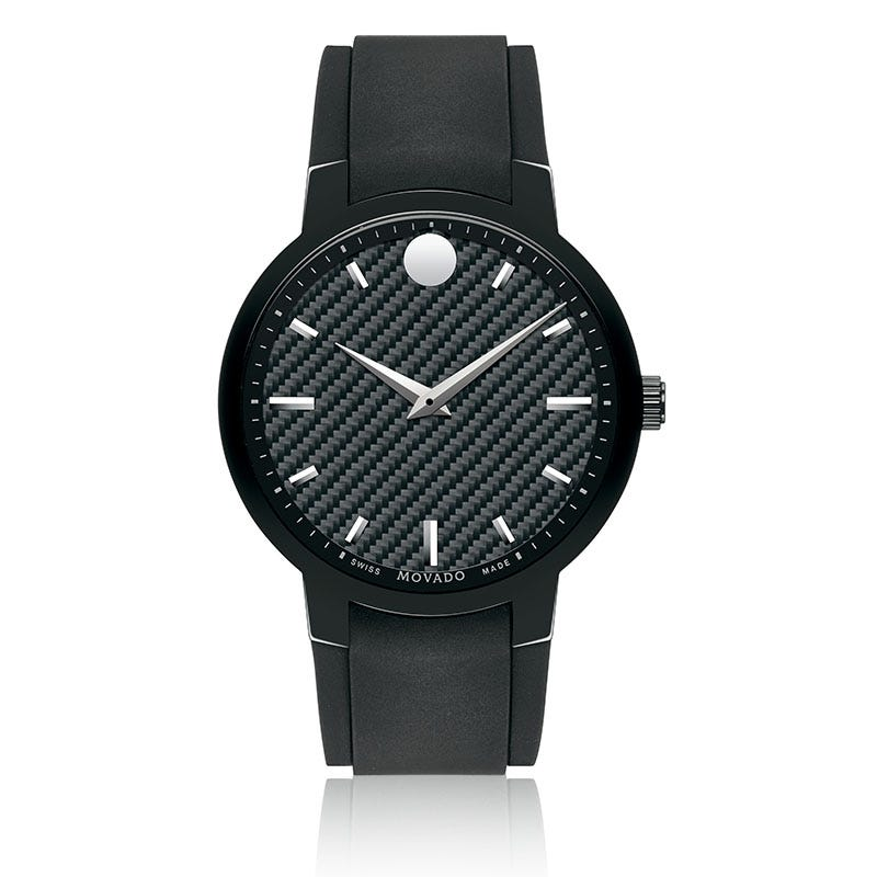 Movado Gravity™ Black Men's Watch 606849