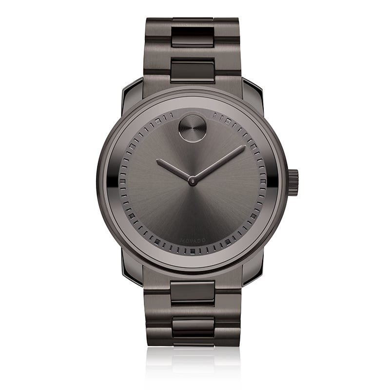 Movado BOLD Gunmetal Grey Watch 3600259