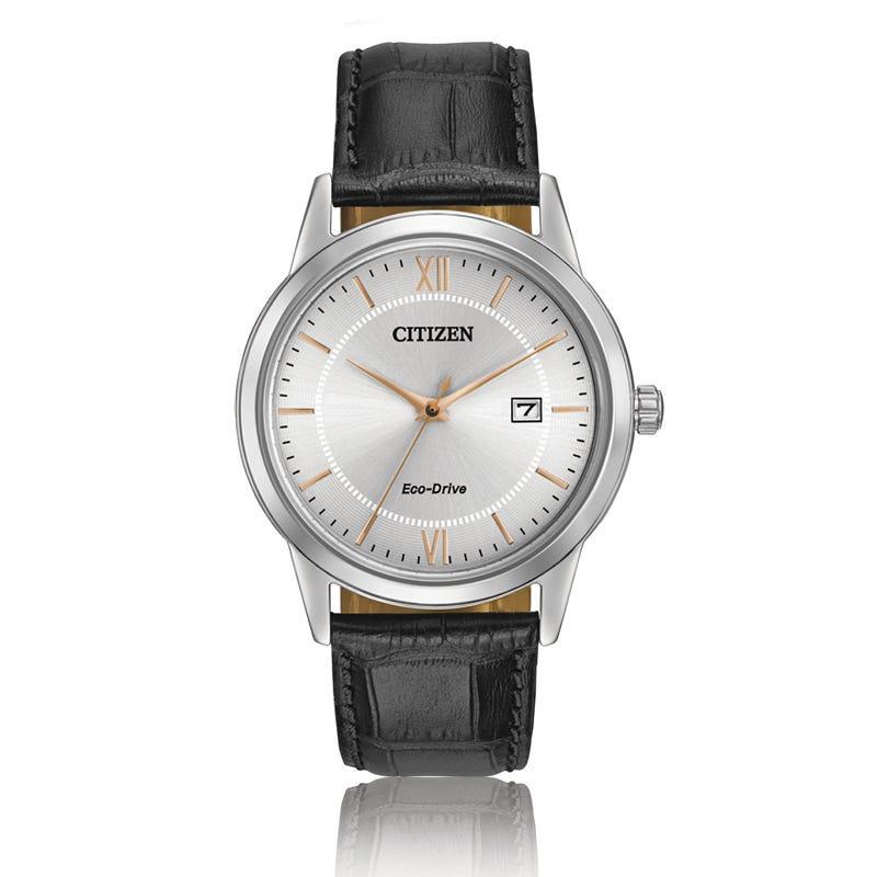 CITIZEN Eco-Drive Men's Straps Collection Watch