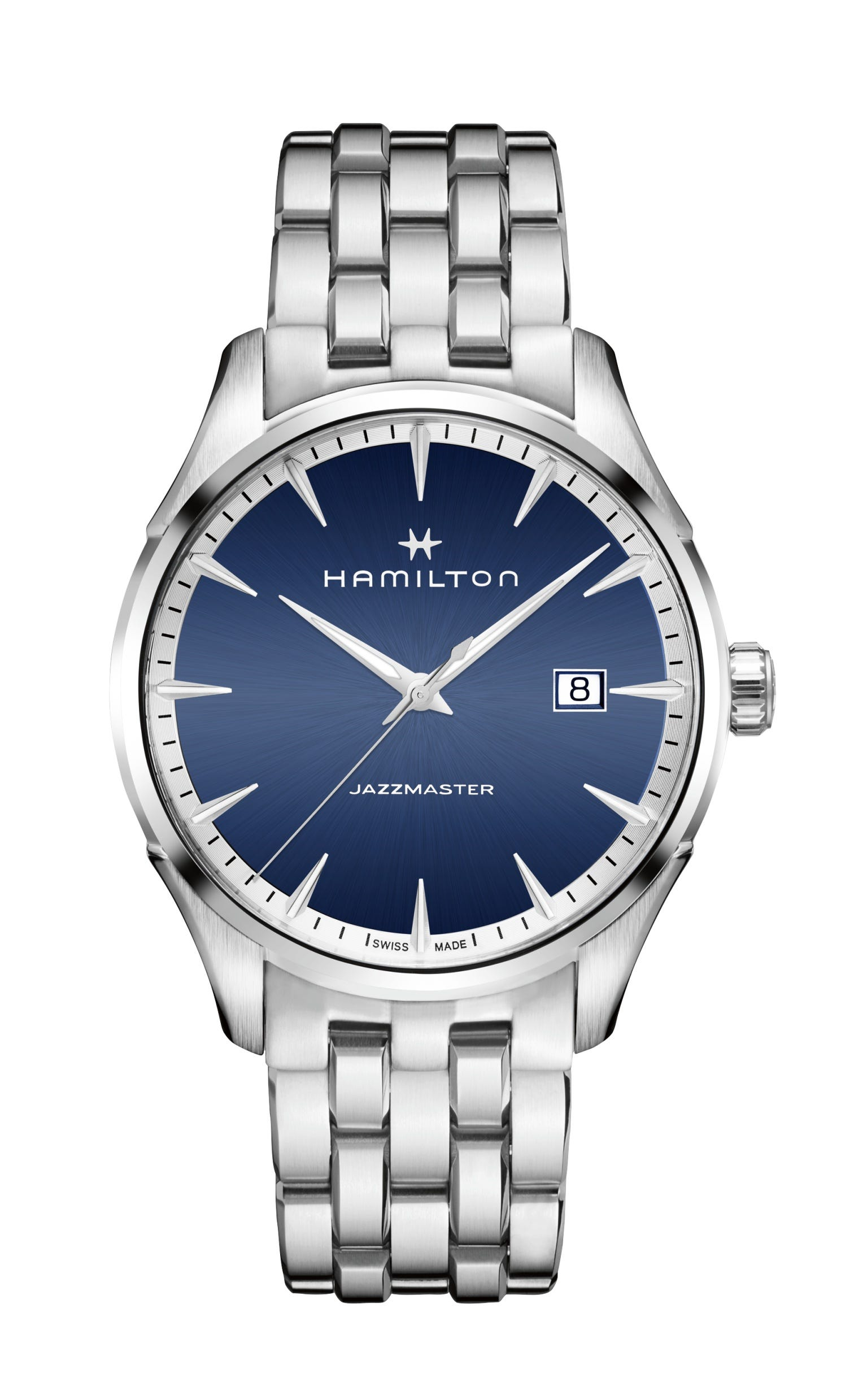 Hamilton Men's Jazzmaster Quartz Watch H32451141