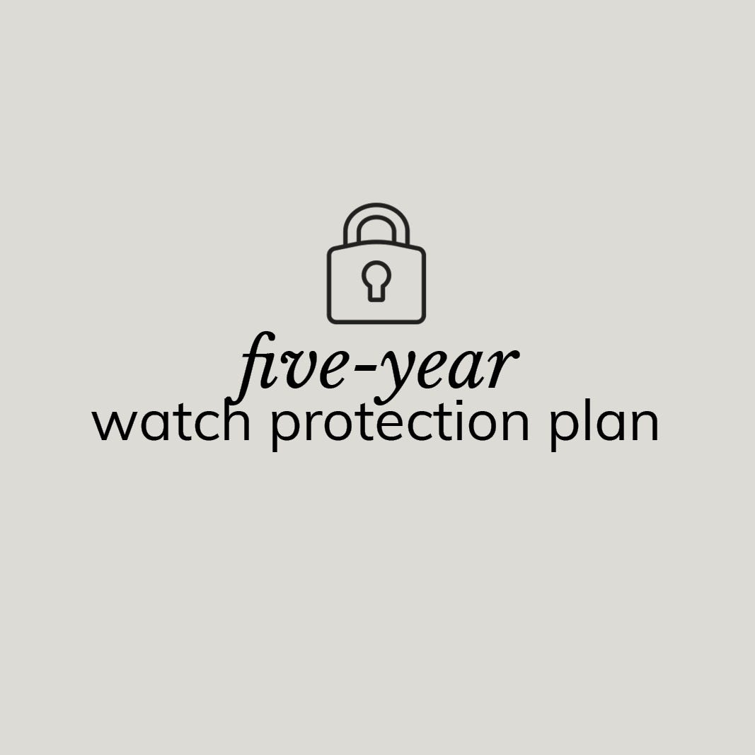 5-Year Watch Protection Plan ($25000.00-$29999.99)