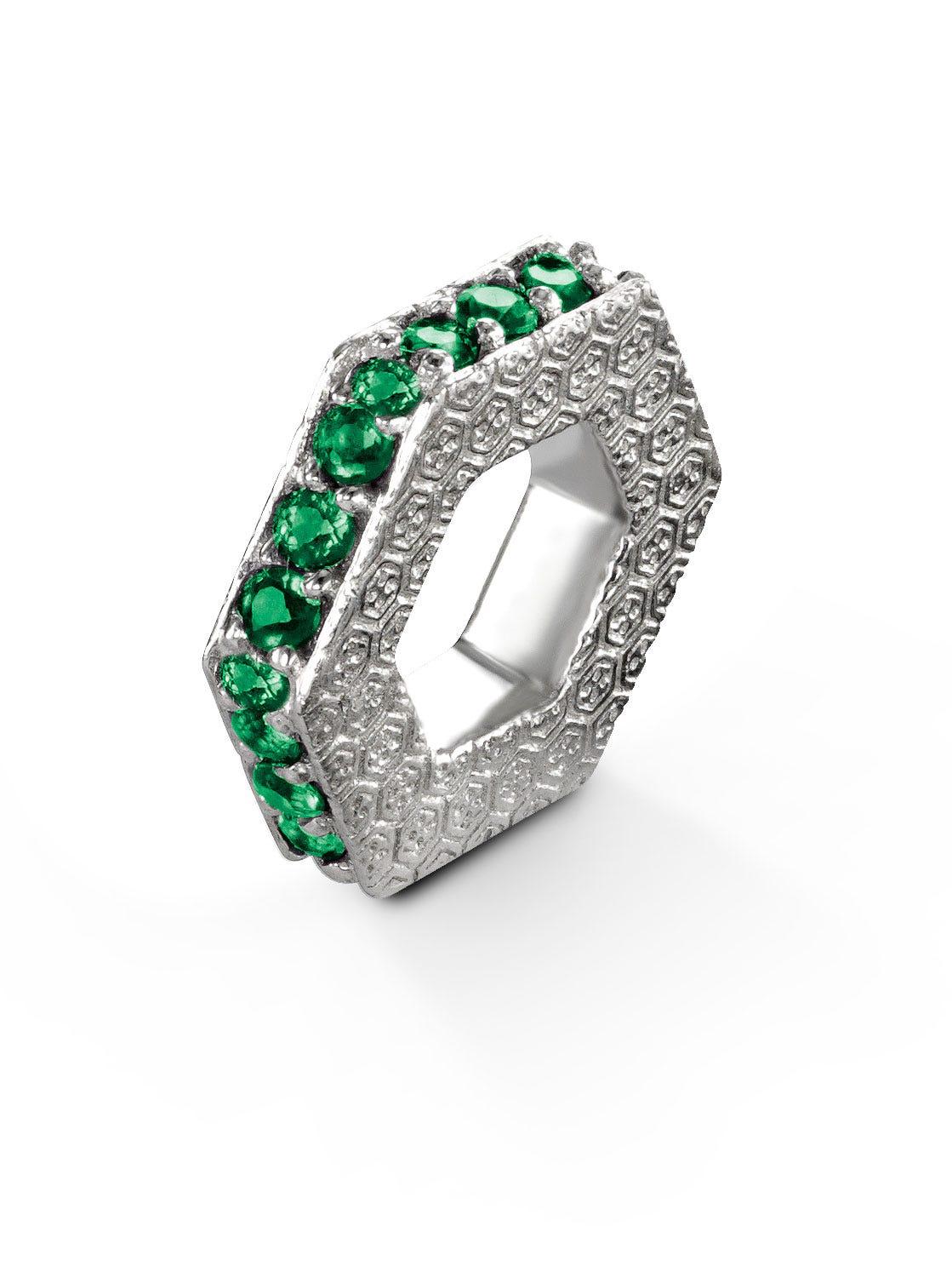 May Emerald Keepsake Slider