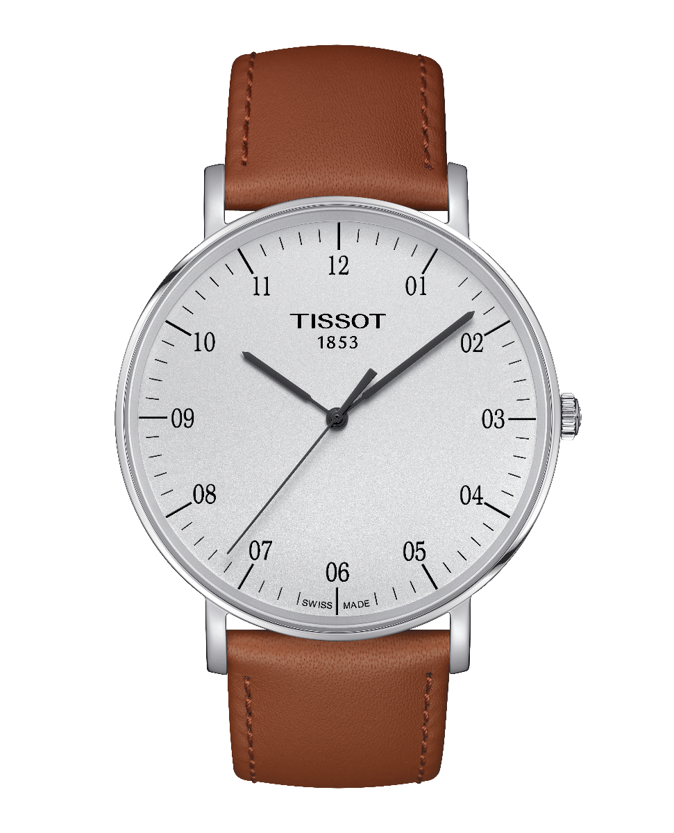 Tissot Men's Everytime Large Watch T1096101603700