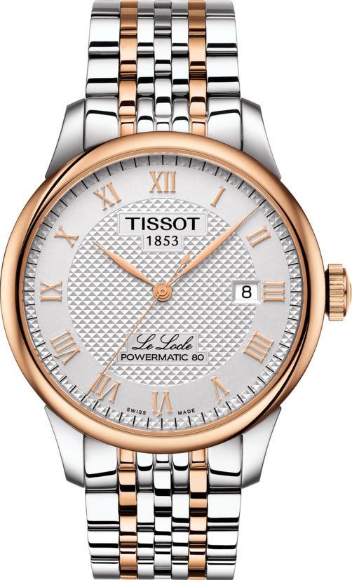 Tissot Men's Le Locle Automatic Watch T0064072203300
