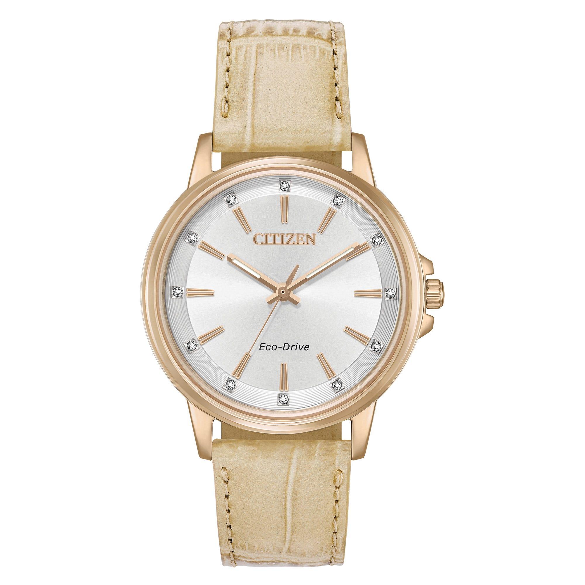 Citizen Chandler Ladies' Watch FE7033-08A