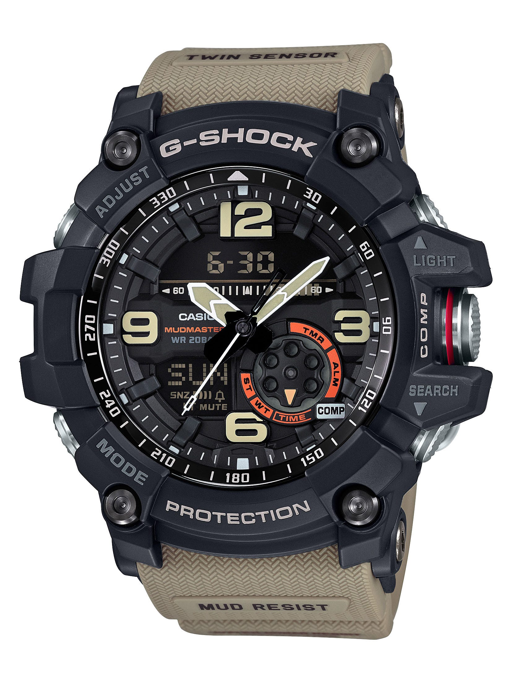 G-Shock Mudmaster Multifunction Watch GG1000-1A5