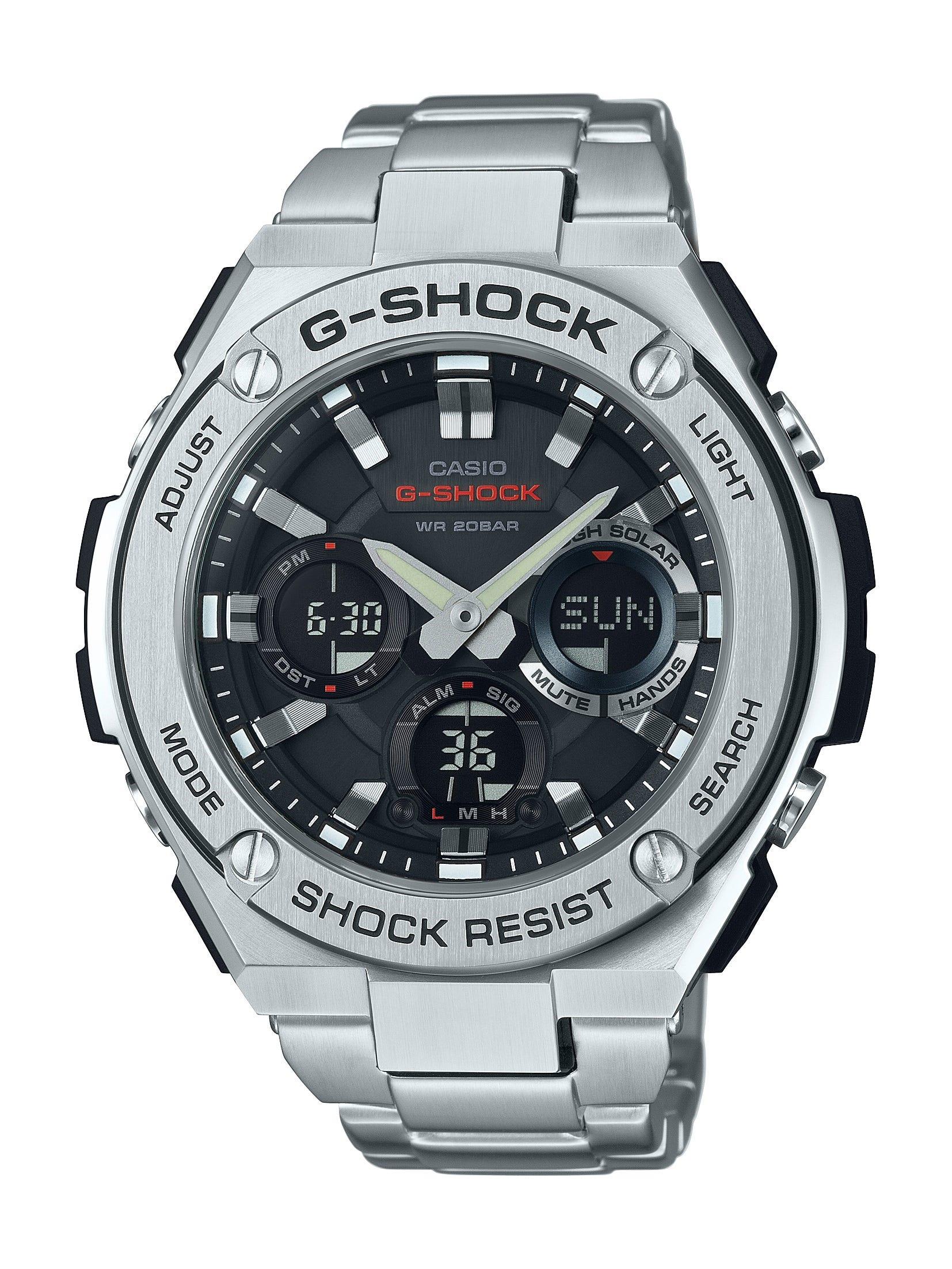 G-Shock G-Steel Multifunction Watch GSTS110D-1A