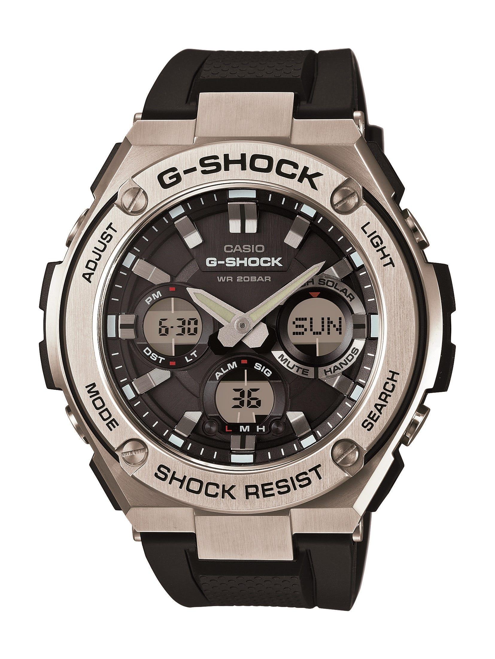 G-Shock G-Steel Multifunction Watch GSTS110-1A
