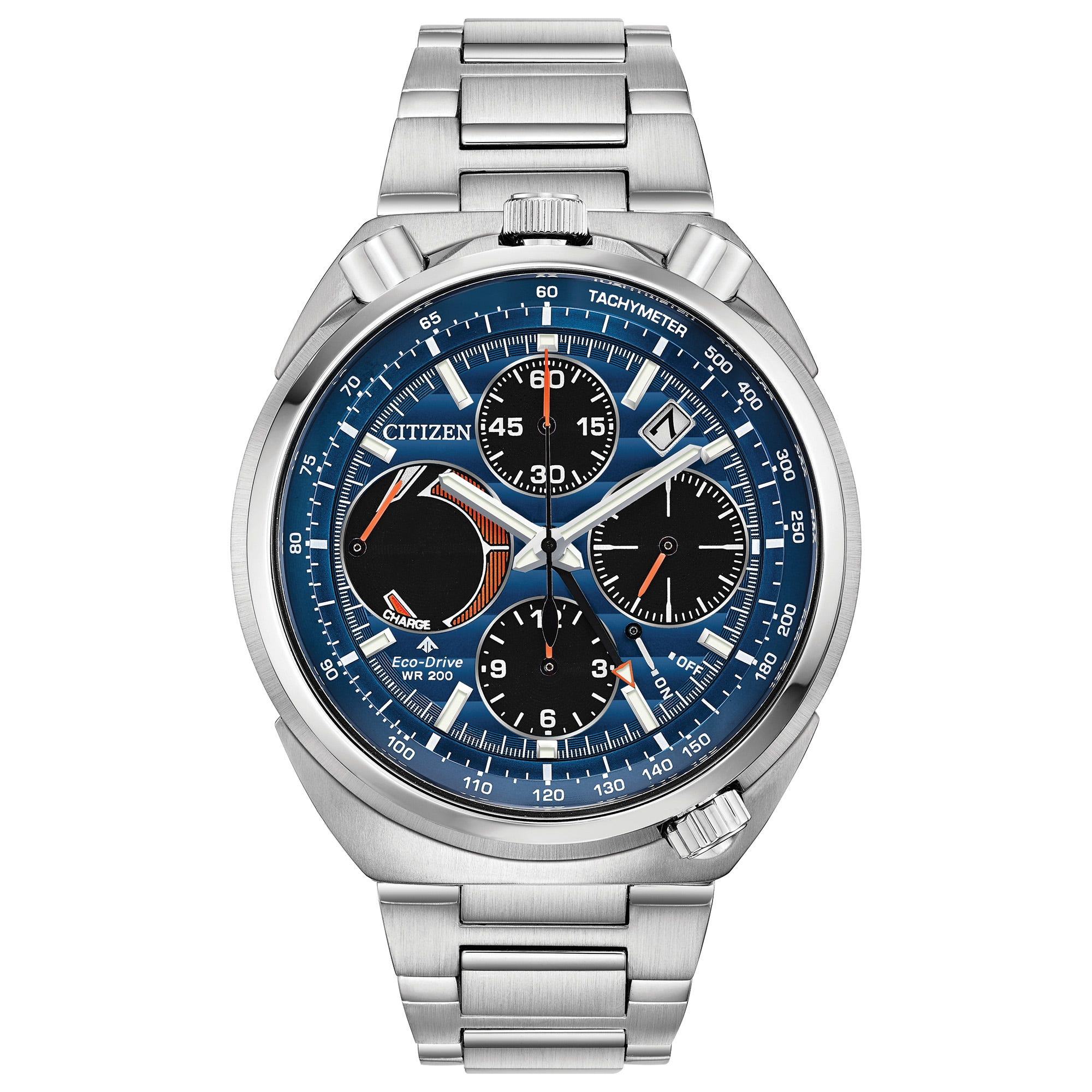 Citizen Men's Promaster Tsuno Chronograph Watch AV0070-57L