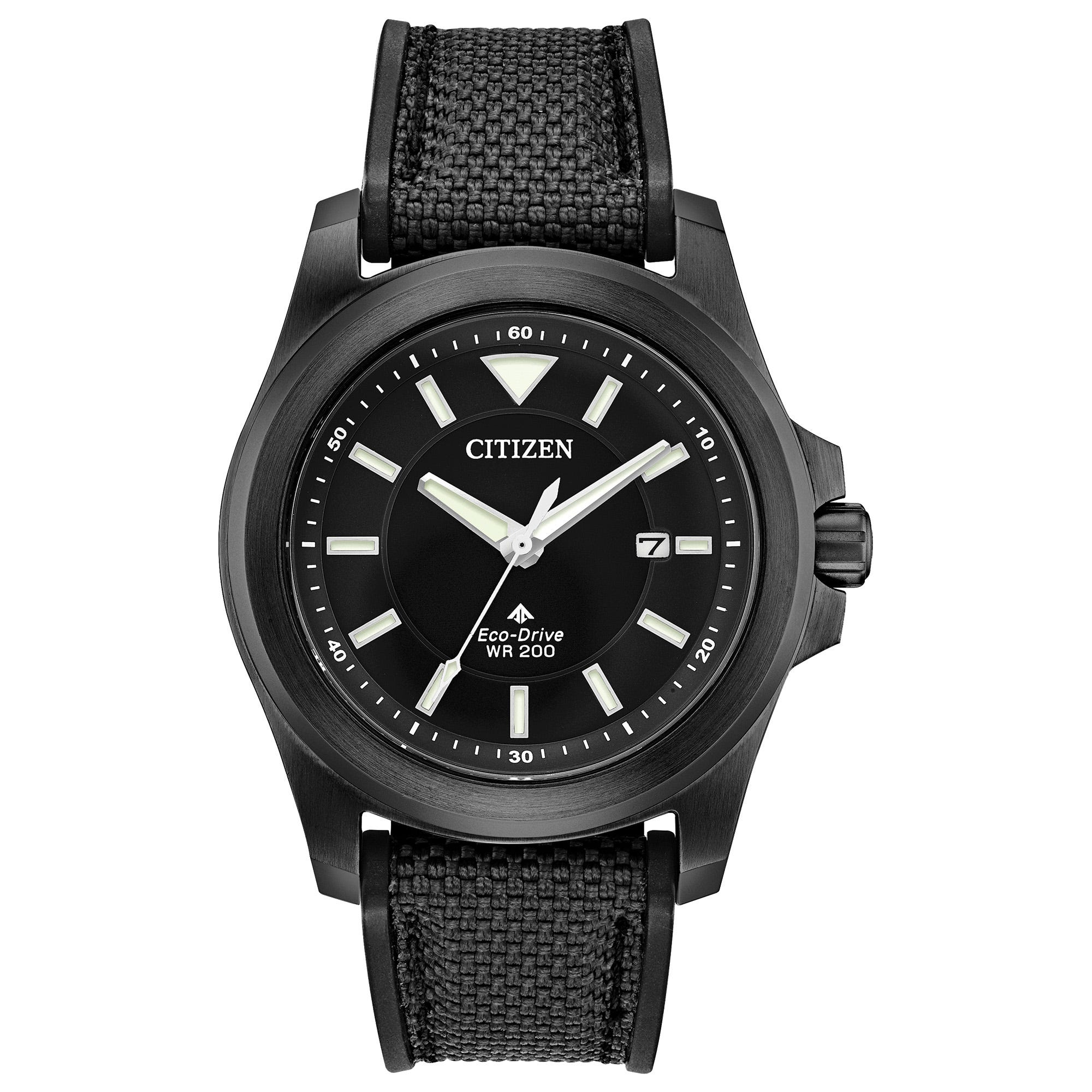 Citizen Men's Promaster Tough Black Watch BN021702E