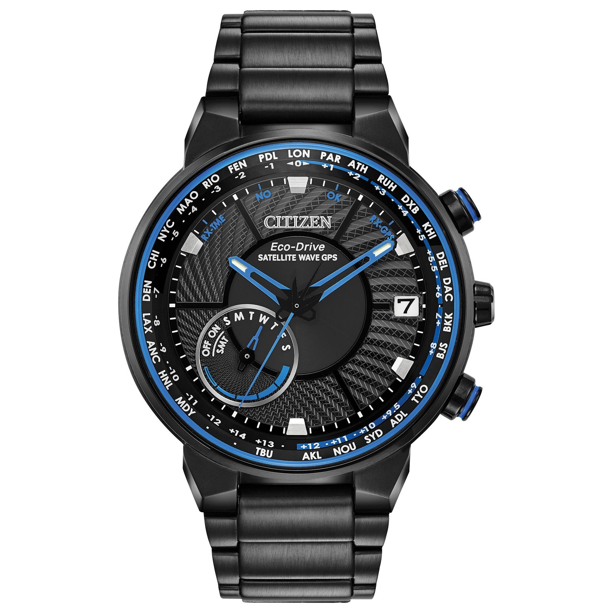 Citizen Men's Satellite Wave GPS Freedom Watch CC3038-51E