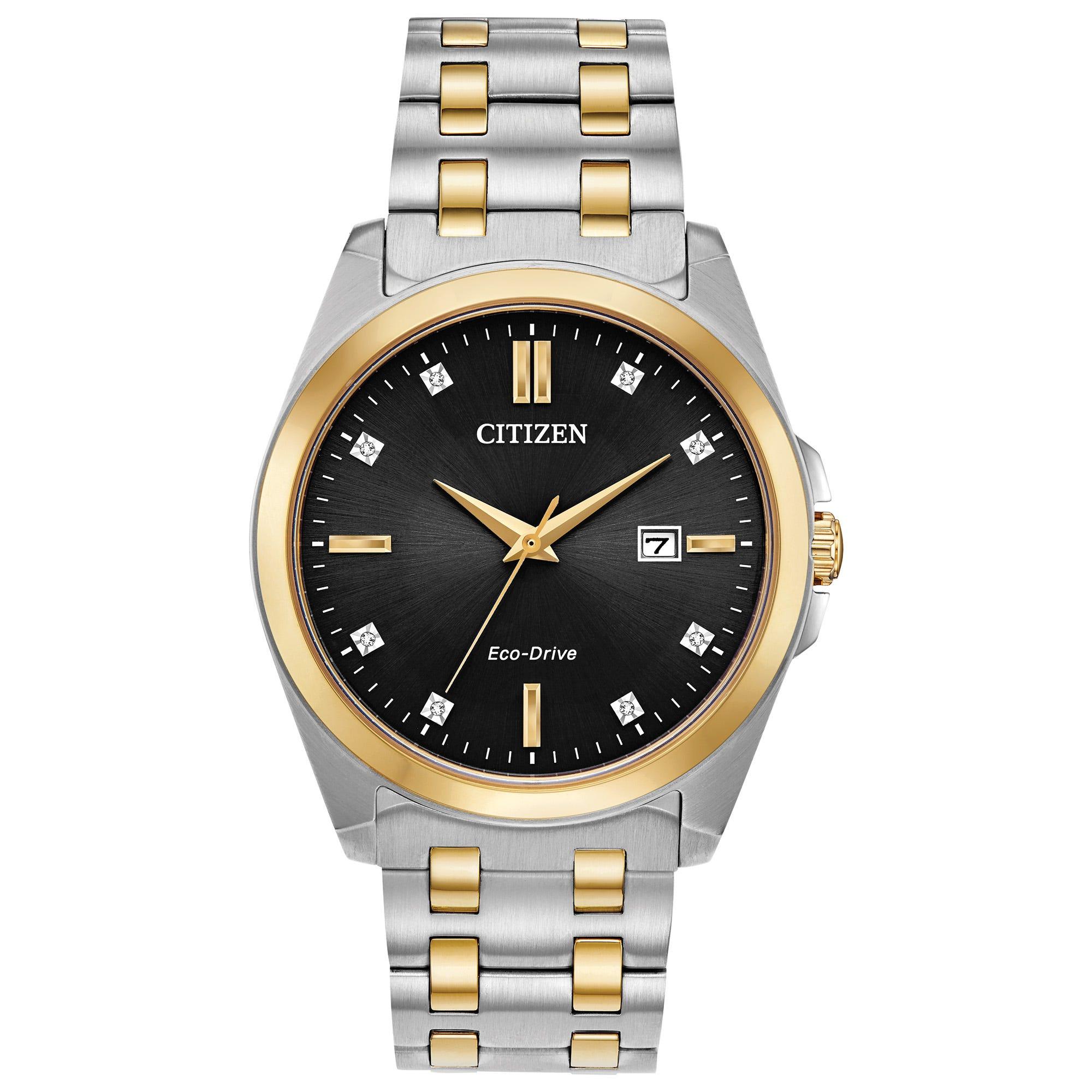 Citizen Men's Two-Tone Corso Watch BM7107-50E