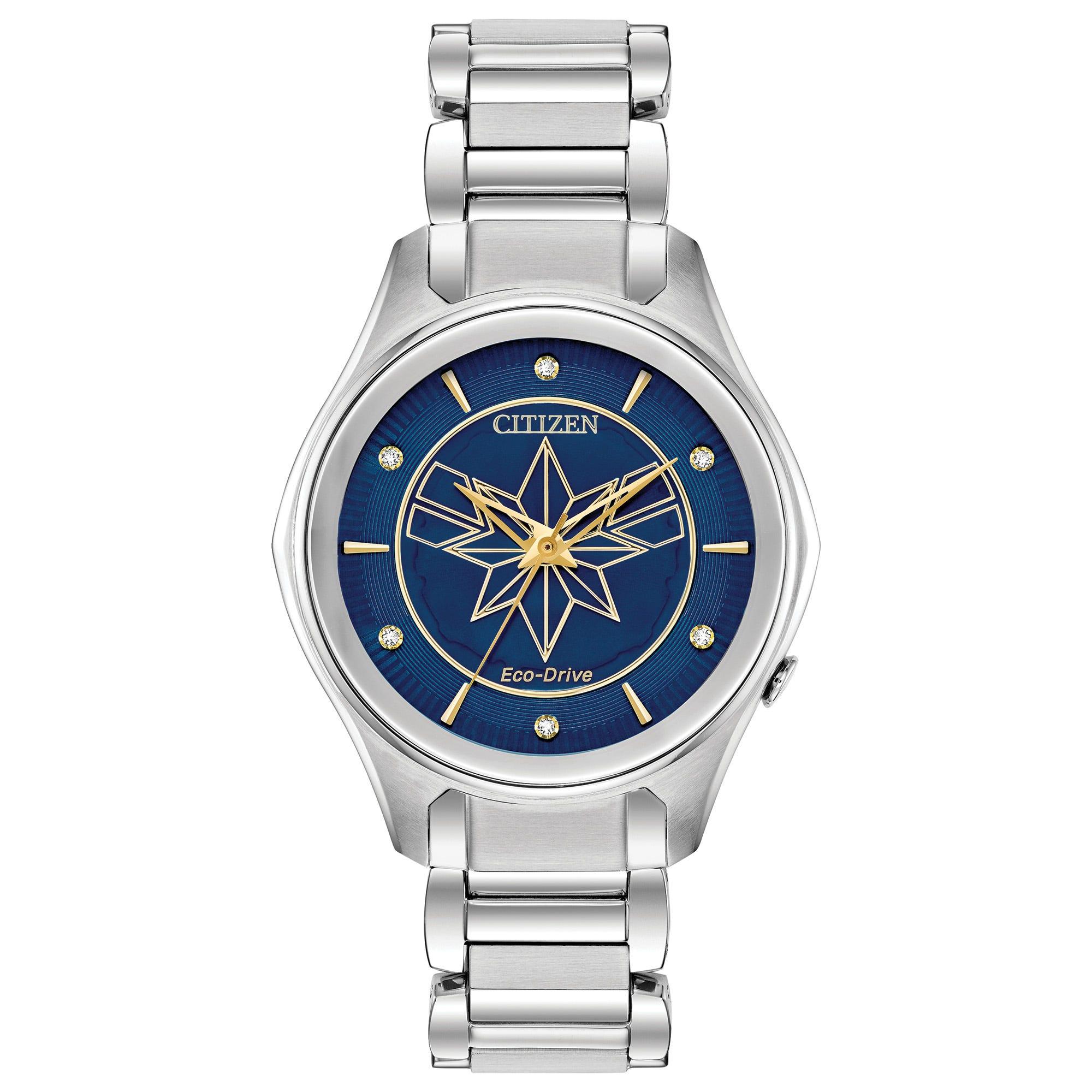 Citizen Captain Marvel Watch EM0596-58W