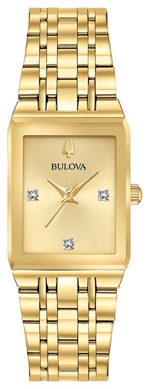 Bulova Ladies' Quadra Watch 97P140