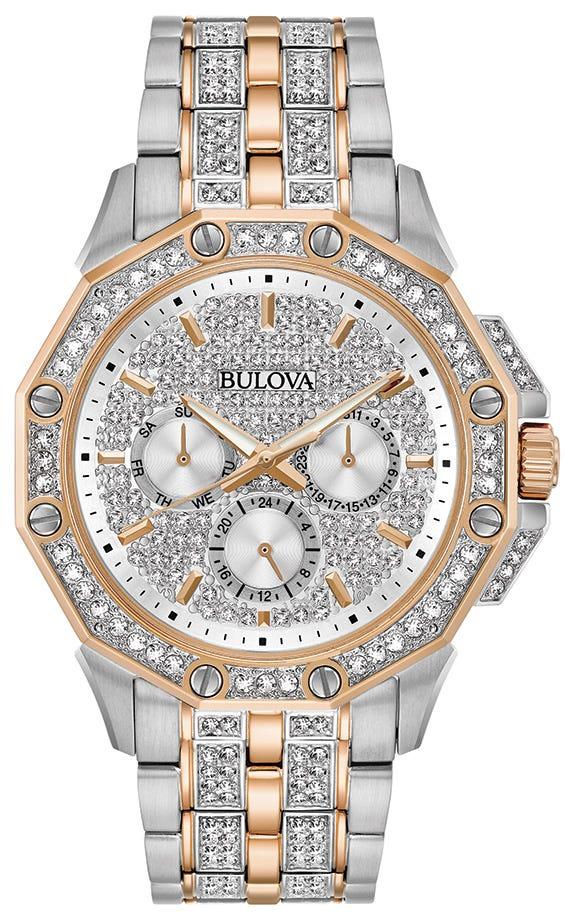 Bulova Men's Octava Watch 98C133