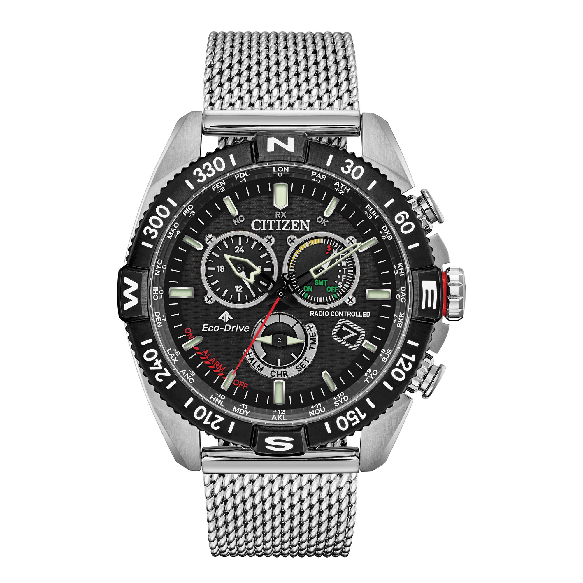 Citizen Men's Promaster Navihawk Watch CB5840-59E