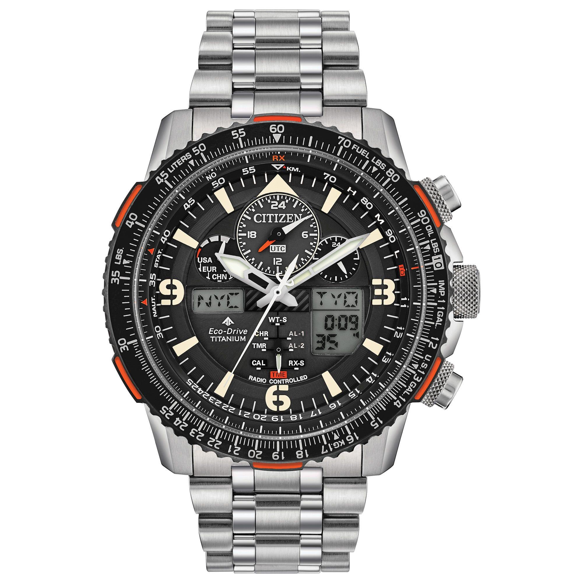 Citizen Men's Promaster Skyhawk A-T Watch JY8108-53E