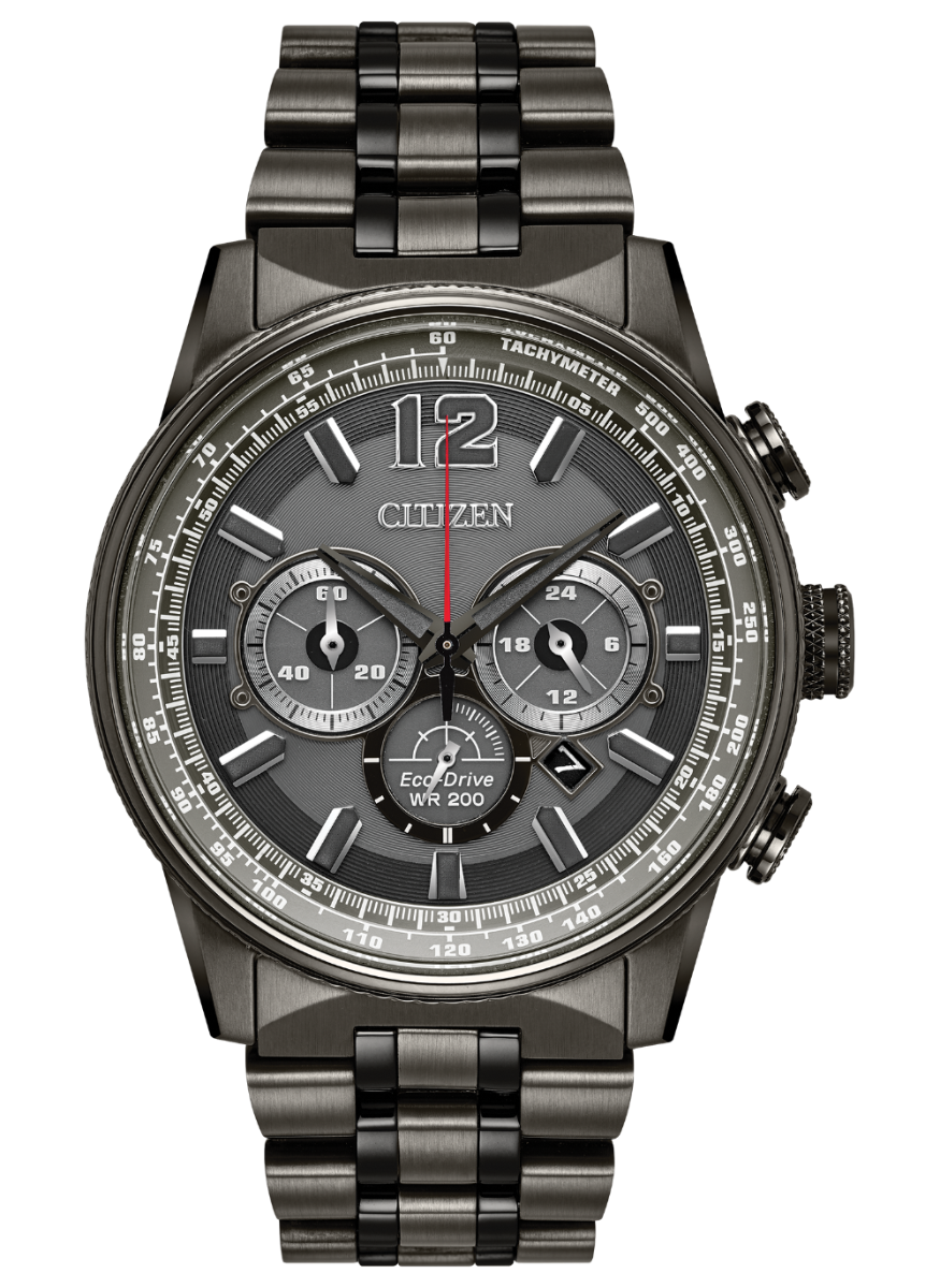Citizen Men's Nighthawk Watch CA4377-53H