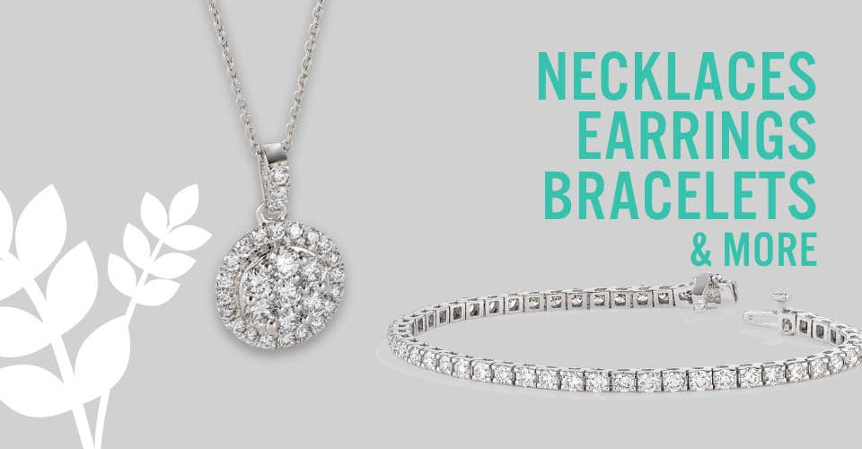 Shop All Lab Grown Diamond Jewelry