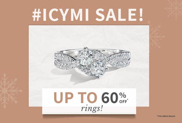 SALE: Rings Under $299 & Up To 60% Off!