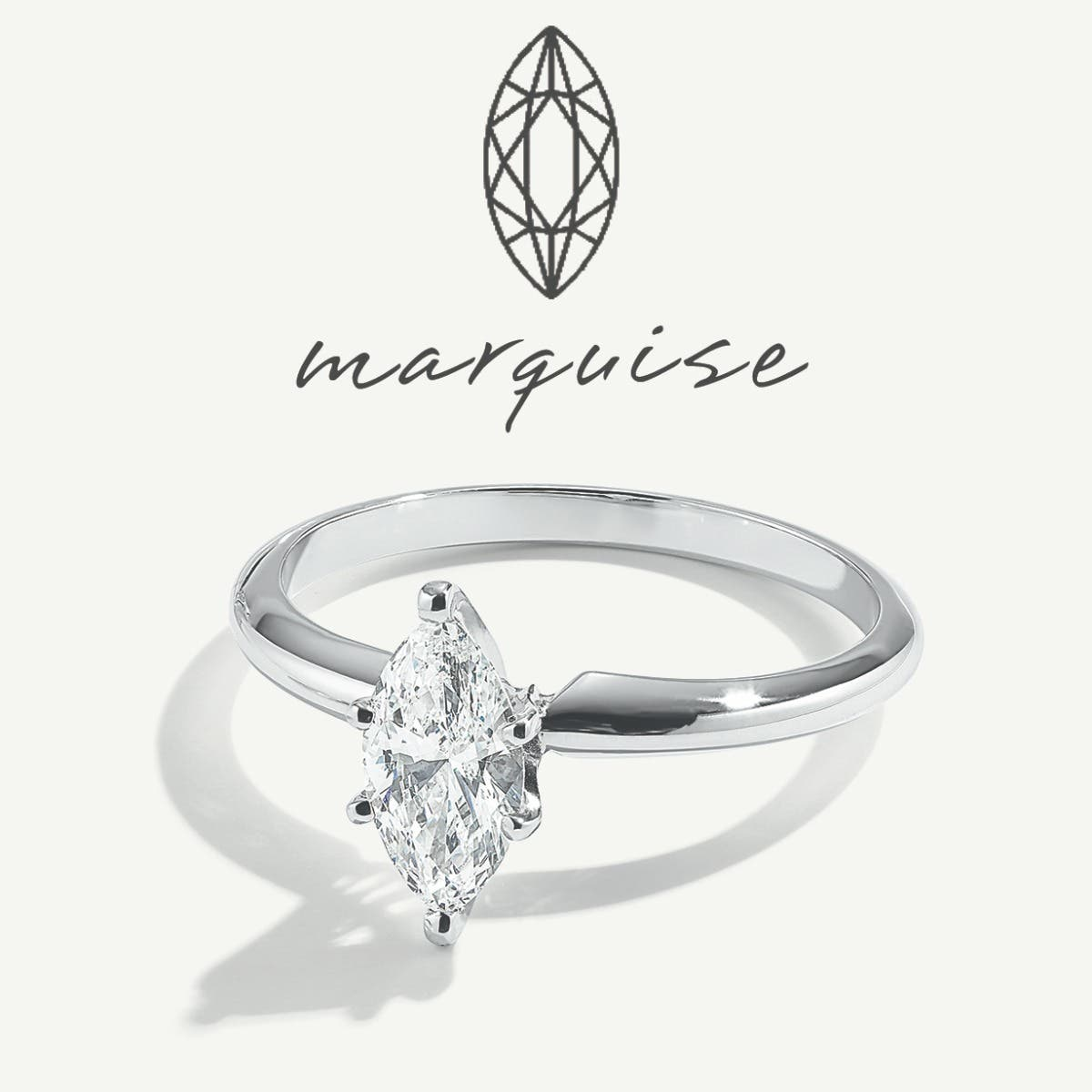 Shop Marquise-Cut