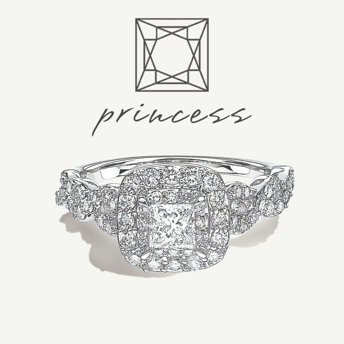 Shop Princess-Cut