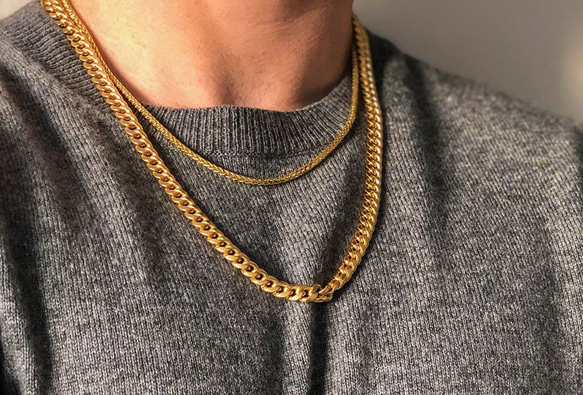 Shop Men's Necklaces & Chains