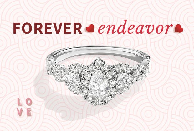TRENDING: PEAR ENGAGEMENT RINGS
