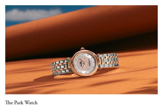 Coach Park Bracelet Watches