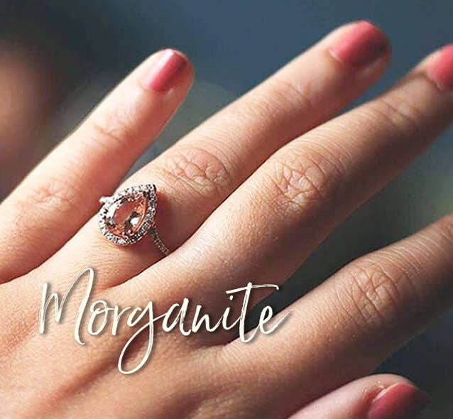 Women Morganite Sale