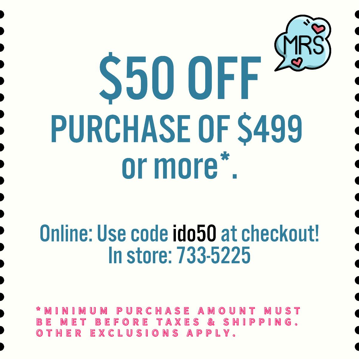 ido50 coupon
